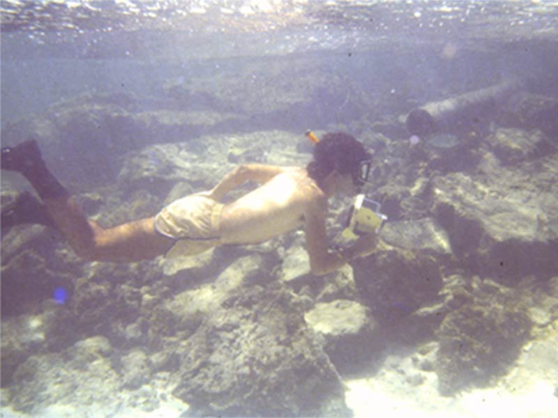 underwater film documentary Kodak film